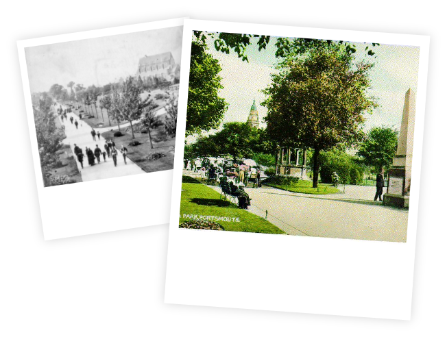 Share your memories of Victoria Park